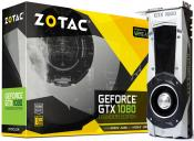 ZOTAC launches its GeForce GTX 1080 Series