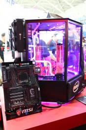 Computex 2016: MSI Booth photos incl 1070 and 1080 Gaming