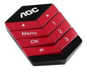 The AOC AG271QG from the AGON Monitor series