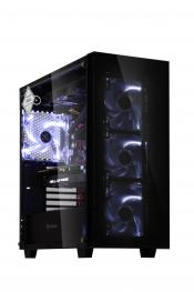 Anidees launches AI-Crystal Tempered Glass Chassis