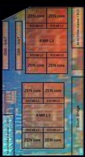 AMD ZEN Engineering Sample Specs Leaked