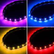 BitFenix Now Offers Aurora and Alchemy 2.0 Magnetic RGB LED-strips
