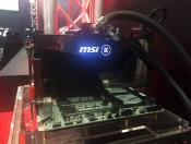 MSI To Release GeForce GTX 1080 30th Anniversary Edition (photos)
