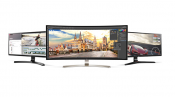 LG Releases Three New UltraWide Monitors