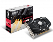 MSI Radeon RX 460 2G OC Graphics Card