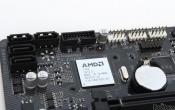 AMD Gigabyte AM4 X370 and B350M-D2 Motherboard Photos Surface