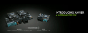 NVIDIA introduces Xavier SoC based on Volta - for Autonomous Transportation
