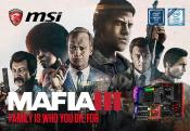 MSI Bundles Mafia III with Gaming Series Motherboards and Desktops
