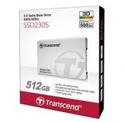 Transcend SSD230 Series with 3D NAND Flash