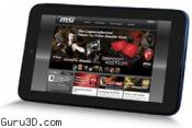 MSI Enjoy 71 Android 4.0 Tablet