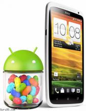 HTC Android 4.1 Jelly Bean for One X on october
