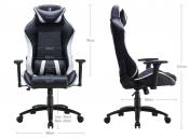 Tesoro Now Offers Racing Style Zone Balance Gaming Chair