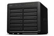 Synology DS3617xs 2-bay DiskStation-NAS has Xeon D-SoC