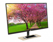 AOC P2779VC 27-Inch PLS Monitor Gets Wireless Charging