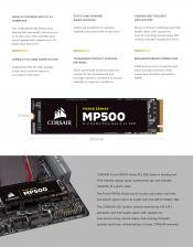 Corsair releases the Force Series MP500 M.2 NVMe PCIe SSD