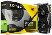 Zotac GeForce GTX 1070 Mini Graphics Card