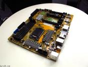 MSI and ASrock Haswell Motherboards caught on camera (photos)