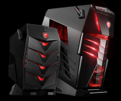 MSI Introduces G.A.M.E. UNLIMITED themed Aegis Gaming Desktops