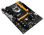 BioStar TB250-BTC motherboard has a focus on Bitcoin mining