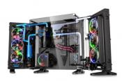 Thermaltake Launches the New Core P7 Tempered Glass Edition E-ATX Wall-Mount