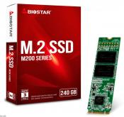 Biostar Launches M200 Series M.2 SSD