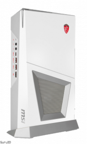 MSI Announces Frosty Limited Edition Trident 3 Arctic Gaming PC