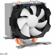 Arctic Launches Freezer 12 and Freezer 12 CO CPU Coolers for AMD Ryzen