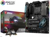 MSI Adds X370 Gaming Pro Carbon AC
