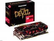 PowerColor RX 580 Red Devil Golden Sample Spotted