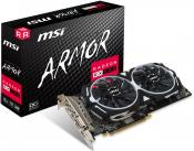 MSI reveals Radeon RX 580 and RX 570 graphics cards