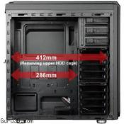 Enermax  Fulmo ST Premium Mid-Tower Chassis