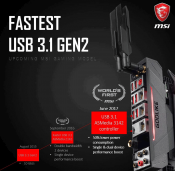 MSI Teases X299 A little more with X299 GODLIKE GAMING