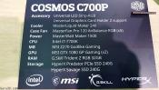 Computex 2017: Cooler Master Presents C700P - A New Modern Cosmos In the Works