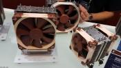 Computex 2017: Breaking News - Noctua First To NOT Offer RGB fans