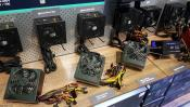Computex 2017: Cooler Master Fanless  PSUs Keyboards and Headsets