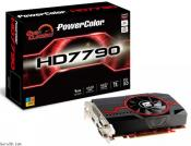 PowerColor launches HD7790 1GB GDDR5 OC V2