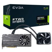 EVGA Launches GeForce GTX 1080 Ti FTW3 HYBRID Graphics Card