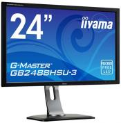 iiyama Releases G-Master GB2488HSU-3 24-Inch Full HD Gaming FreeSYnc Monitor