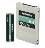 Toshiba Announces Next Generation Client SSD with 64-Layer 3D Flash Memory