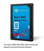 Seagate Shows NVMe Prototype SSD at 64TB with 13GB/s Reads