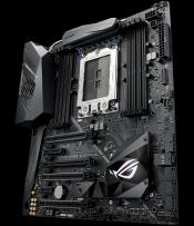 ASUS Shows ROG STRIX X399-E Gaming