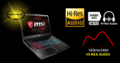 MSI GS63VR/73VR Stealth Pro Notebooks W GTX 1070 and 3ms 120 Hz Display
