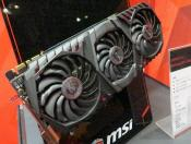 New Model MSI GeForce GTX 1080 Ti TRIO Gaming X with Triple Fans Spotted