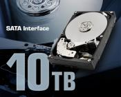Toshiba Announces 10TB Enterprise Capacity HDD Generation In SATA Model Line-up