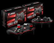 MSI Launches Force GC30 and GC20 Game Controllers