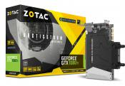 Zotac Announces Small GeForce GTX 1080 Ti - ArcticStorm Mini