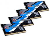 G.SKILL Releases DDR4-3800MHz 32GB (4x8GB) SO-DIMM Memory Kit for Mini-ITX