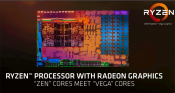 AMD Announces Ryzen Mobile With Vega Graphics