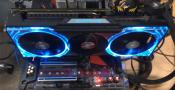 SAPPHIRE Radeon RX Vega 64 NITRO caught on photo and gets tested