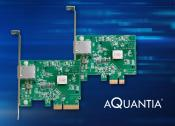 5G and 10G AQtion NIC products at $59.00 and $69.00